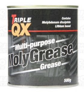MULTI-PURPOSE CV JOINT GREASE MOLYGREASE 500g (0080)